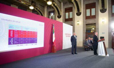 AMLO, Andrés Manuel, López Obrador, Privatización, Hechos, Medicamentos, López, Gatell, Farmacia, Salud,