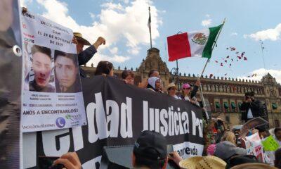 AMLO, Andrés Manuel, López Obrador, Caminata, Paz, Manifestantes, Seguridad, Propuestas,