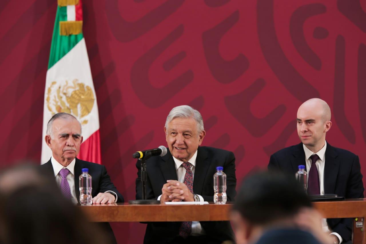 AMLO crea el Gabinete de Crecimiento Económico para Alfonso Romo