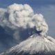 Cenapred reporta 171 exhalaciones del Popocatépetl