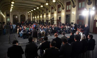 AMLO, Andrés Manuel, López Obrador, Fátima, Protestas, Feministas, Zopiloteo,