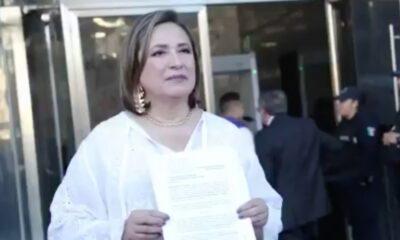 Xóchitl Gálvez denuncia a la Conade ante la FGR