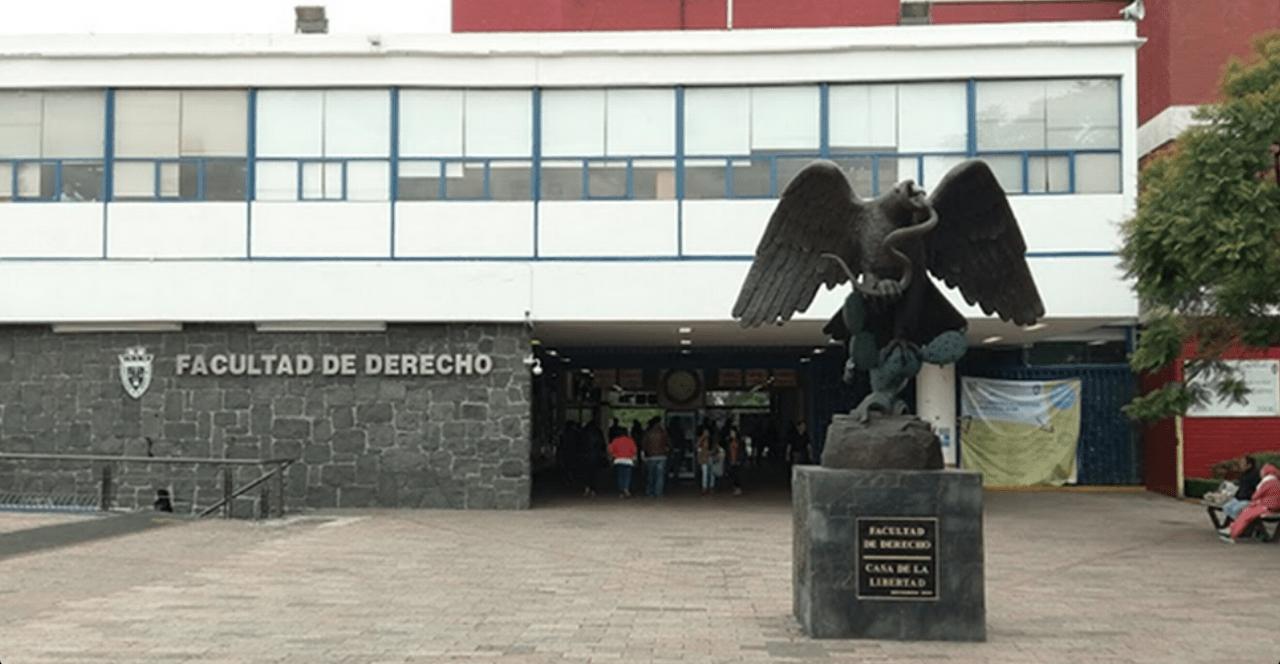 Derecho, Facultad, UNAM, Universidad, Denuncian, Acoso, Abuso, Sexual, Alumnas, Maestros, Compañeras, Estudiantes, Docentes, Académicos,
