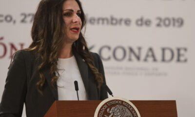 Piden renuncia de Ana Guevara por irregularidades en la Conade