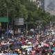 Marchas, Manifestaciones, CDMX, Protestas, Vías, Cerradas,