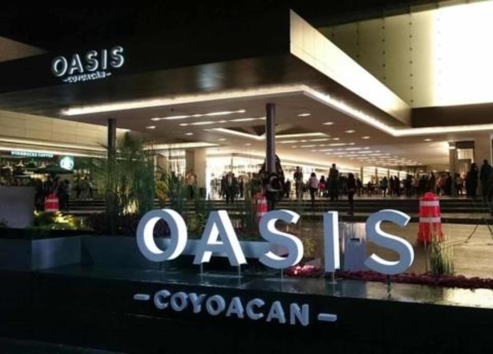 Vecinos denuncian ampliación de plaza Oasis y destrucción de Coyoacán