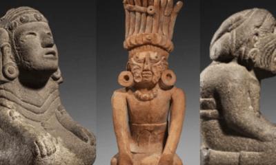 Piezas, INAH, INAI, México, Arqueología, Subasta, Francia, Denuncia,