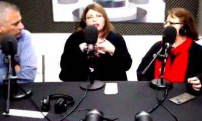 """""""La violación es una fusión de amor"""", dice psicóloga en radio"""