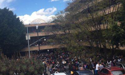 Facultades de la UNAM se van a paro por la violencia de género