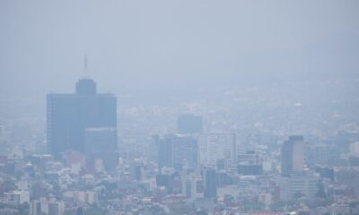Muy mala, la calidad del aire en CDMX aún con disminución de actividad