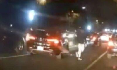 Captan asalto en Constituyentes; víctima intentó escapar
