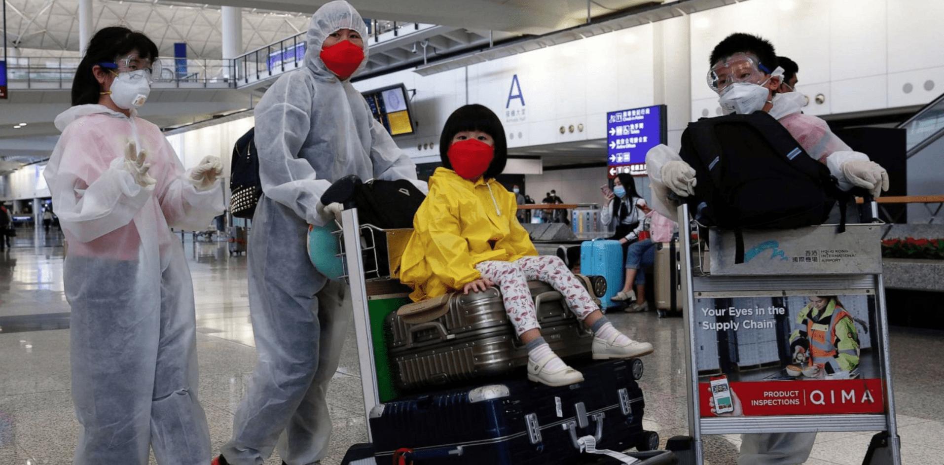 Hong Kong, Medidas, Cuarentena, Aislamiento, Covid-19, China, Viajeros, Extranjeros, Pandemia,
