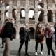 Italia, Coronavirus, Codi-19, Escuelas, Universidades, Contagio, Epidemia, Declive, Economía,
