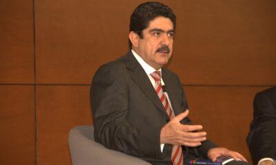 Manuel Espino dice hipócrita a Calderón por pésame por asesinato de Palma