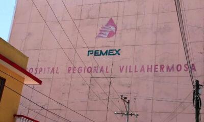 Muere tercer paciente en Pemex por medicamento contaminado