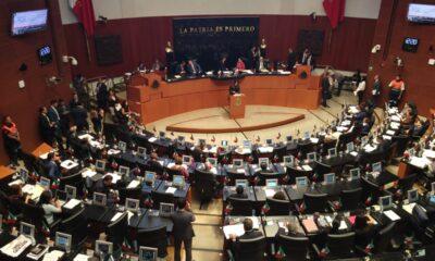 """Senadores dejan """"plantados"""" a seleccionadores del Sistema Anticorrupción"""
