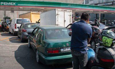 Venden gasolina en 15 pesos el litro en Veracruz