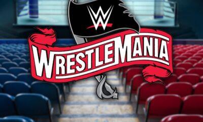 WrestleMania 36 de la WWE se realizará sin público