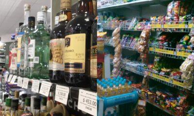 Aumentan ventas de bebidas alcohólicas y comida chatarra durante cuarentena