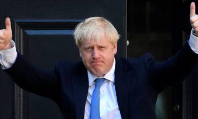 Dan de alta a Boris Johnson; se mantendrá bajo observación