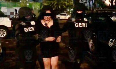 Detienen a presunta líder del CJNG en la CDMX