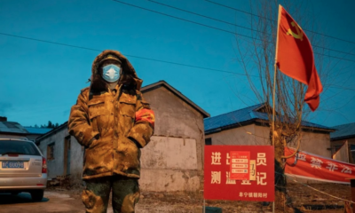 China, Harbin, Nuevo, Brote, Covid-19, Coronavirus, Asia, Segundo,