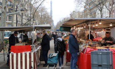 Comercios en Francia abrirán el 11 de mayo; bares y restaurantes aún no
