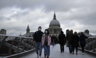 Gran Bretaña extiende cuarentena tres semanas