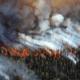 Incendio, Forestal, Oaxaca, Mixteca, Oaxaqueña, Sierra, Fuego, Covid-19, Coronavirus, Abril,