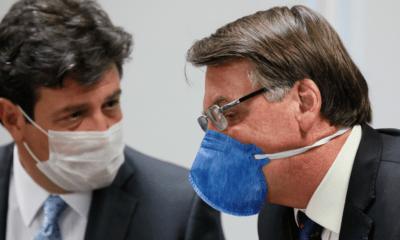 Jair Bolsonaro, Bolsonaro, Brasil, Destituye, Ministro, Salud, Luiz, Mandetta, Coronavirus, Covid-19,
