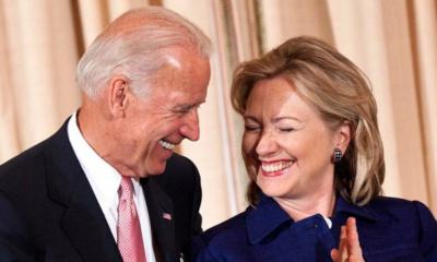 Joe Bide, Biden, Hillary, Clinton, Hillary Clinton, Apoyo, Video, Conversación, Presidente, Presidencia, Campaña, Elecciones, Donald Trump, Trump, Estados Unidos,