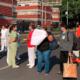 Personal, Trabajadores, Médicos, Enfermeras, Hopital, 20 de Noviembre, Félix Cuevas, Insumos, Protesta, Marcha, Cubrebocas, Guantes, Atención,