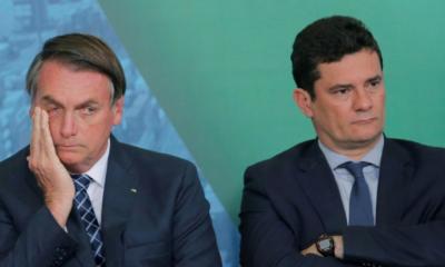 Renuncia, Ex, Juez, Ministro, Justicia, Brasil, Moro, Jair, Bolsonaro,