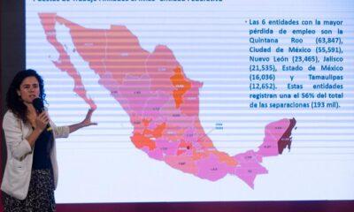 Coronavirus, Covid-19, Empleos, Trabajo, Secretaría, Luisa, Alcalde, México, Desempleo,