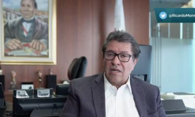Ricardo Monreal respalda las actividades de las Fuerzas Armadas hasta 2024
