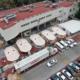 Cruz Roja dona hospital de campo al INER