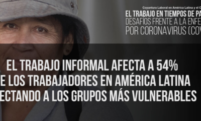 11.5 millones de desempleados en América Latina: Cepal
