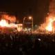 Disturbios, Manifestaciones, Protestas, Minneapolis, Minnessota, Estados Unidos, Temor, ciudades, coronavirus, Covid-19,