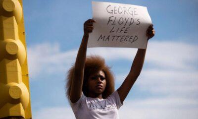Continúan protestas en Minneapolis; exigen justicia para George Floyd