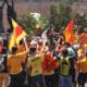 Monarcas, Morelia, Michoacán, Protesta, Grupo, Salinas, Cambio, Mazatlán, Sinaloa,