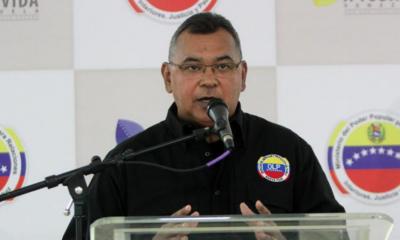 ministro, Interior, Justicia, Paz, Néstor Reverol, Venezuela, Ataque, Colombia, Mercenarios, Nicolás Maduro,