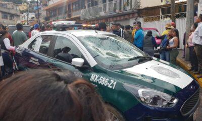 Intentan linchar a hombre por cometer presunto homicidio en Cuajimalpa