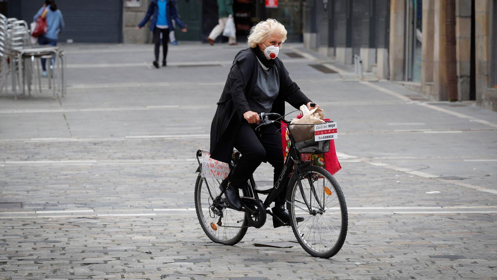 Cierre de gimnasios por pandemia dispara venta de bicicletas