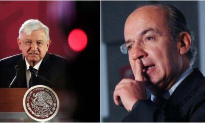 Calderón afirma que AMLO miente sobre conexión con Iberdrola