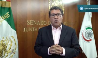 Ricardo Monreal pide proteger a jueces con el anonimato