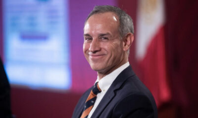 Confirma OMS invitación a López-Gatell al grupo experto de sanidad