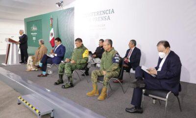 Atentado contra García Harfuch, por trabajos para garantizar la paz: AMLO