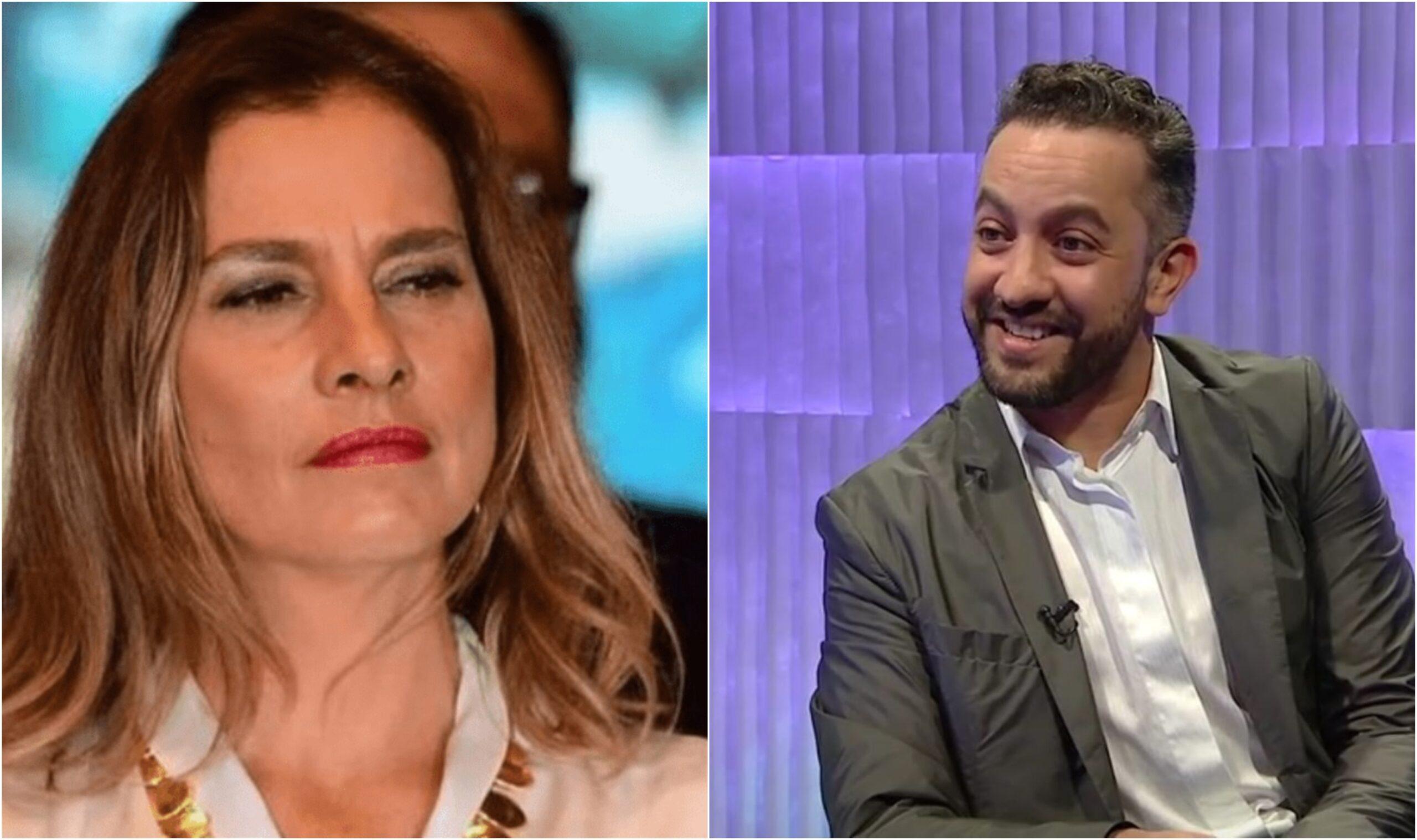 """Gutiérrez Müller hace """"privada"""" su cuenta de Twitter tras polémica con Chumel Torres"""