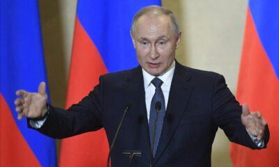 Vladímir Putin convoca plebiscito para el 1 de julio
