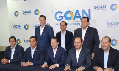 8 gobernadores de PRI y PAN aprobaron la reforma energética de Peña y Lozoya